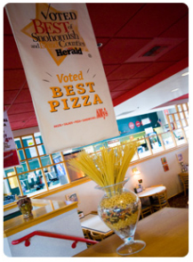 Alfy's Pizza, voted best pizza in Snohomish County WA